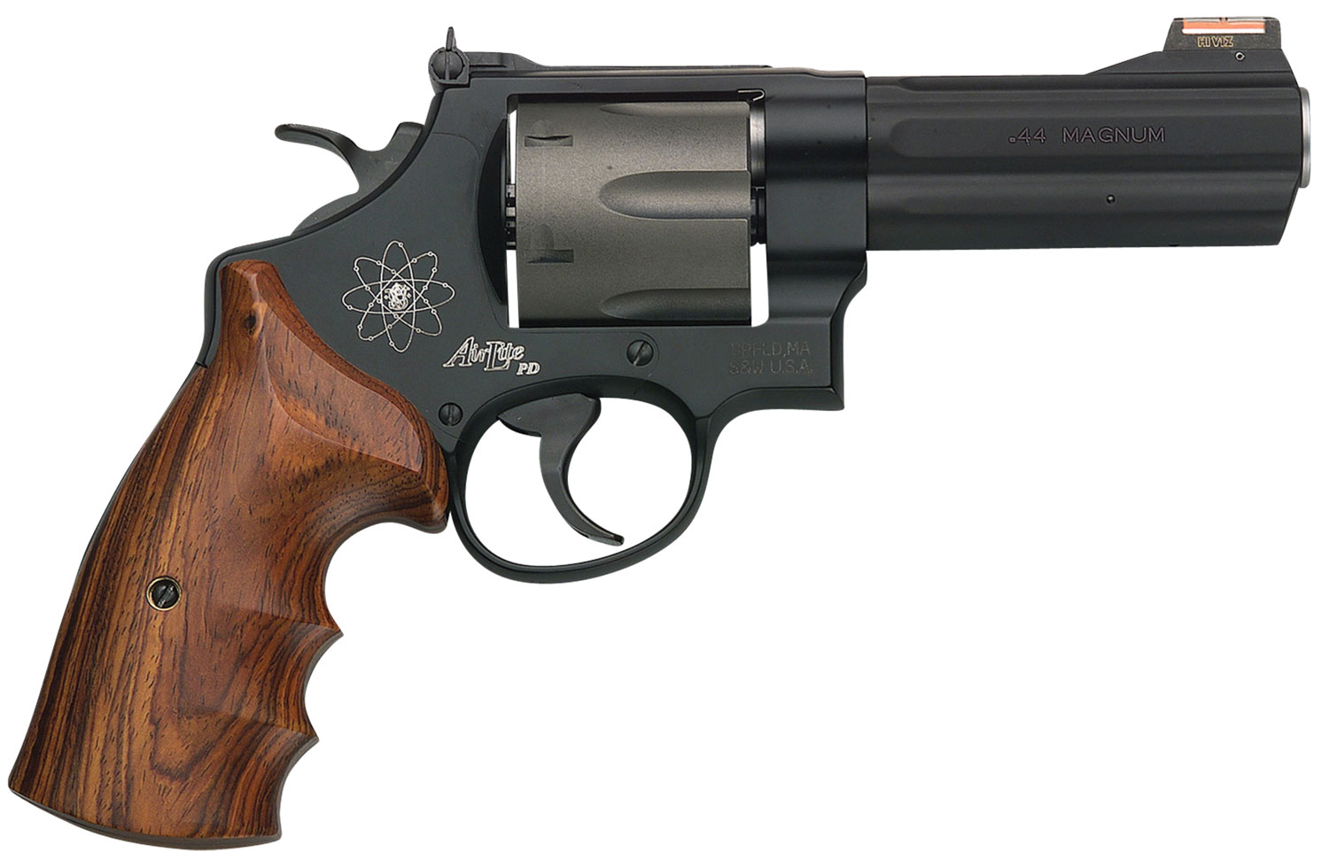 Smith & Wesson 163414 329 Personal Defense Single/Double 44 Remington Magnum 4.125