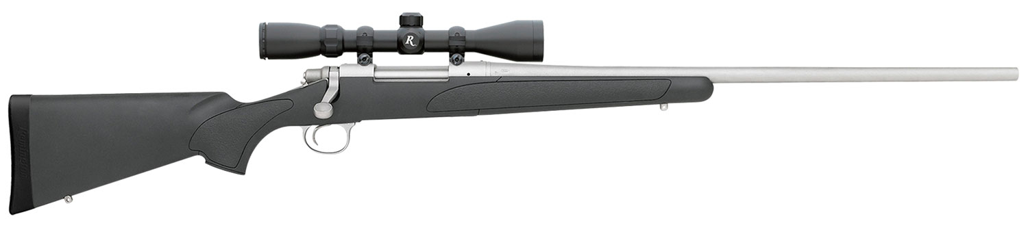 Remington Firearms 85491 700 ADL with Scope Bolt 30-06 Springfield 24