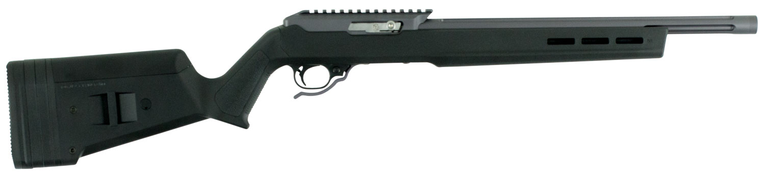 Tactical Solutions TEGMGBMBLK X-Ring 10/22 Semi-Automatic 22 Long Rifle (LR) 16.5
