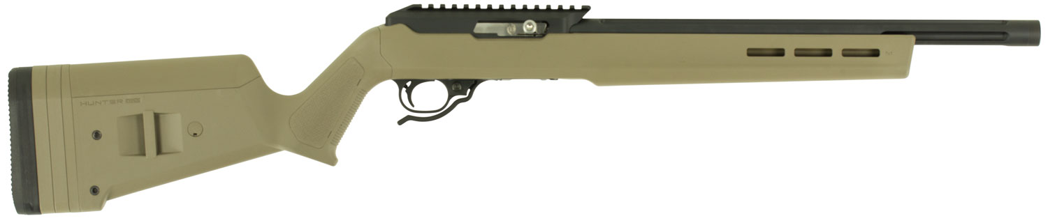 Tactical Solutions TEMBBMFBE X-Ring 10/22 Semi-Automatic 22 Long Rifle (LR) 16.5