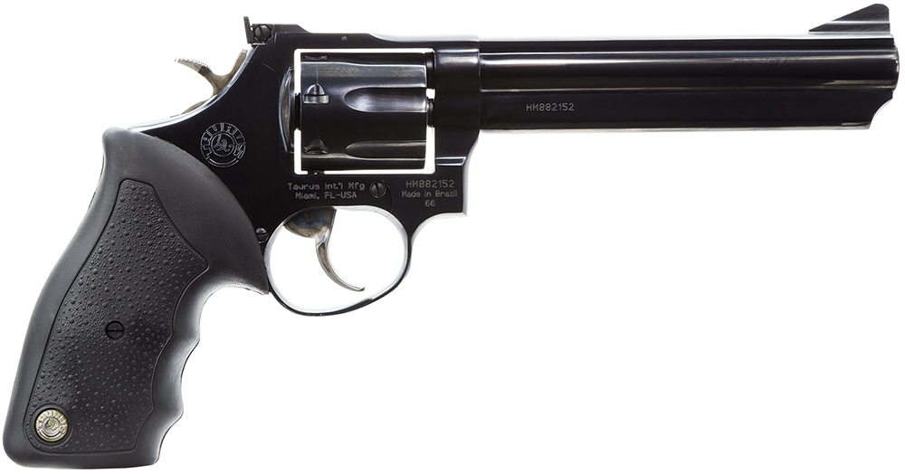 Taurus 2660061 66 Standard Single/Double AS 357 Magnum 6