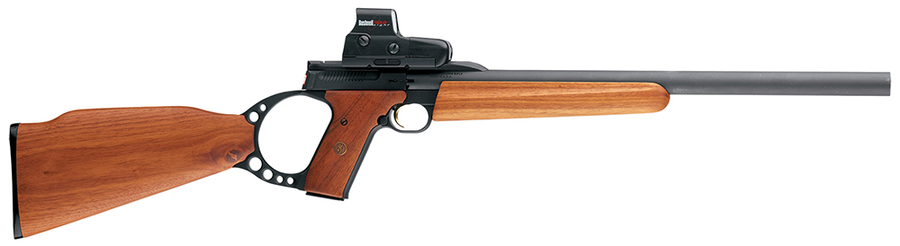 Browning 021025202 Buck Mark Target Semi-Automatic 22 Long Rifle 18