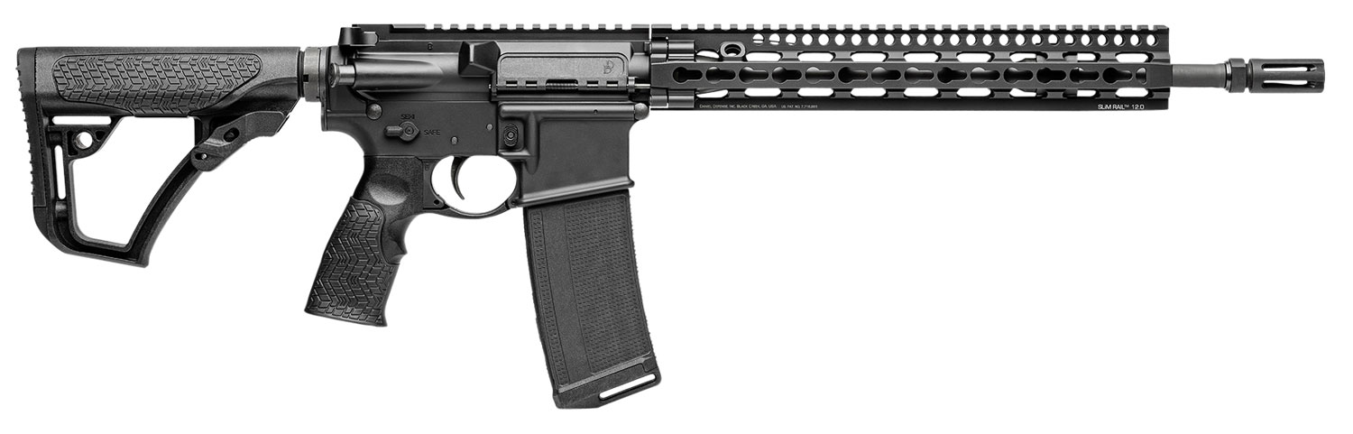 Daniel Defense 03218047 DDM4 V11 Semi-Automatic 223 Remington/5.56 NATO 14.5