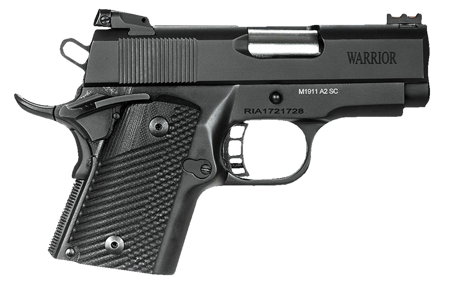 Rock Island 51577 Baby Rock Ultra Warrior CS Single 45 ACP 3.1