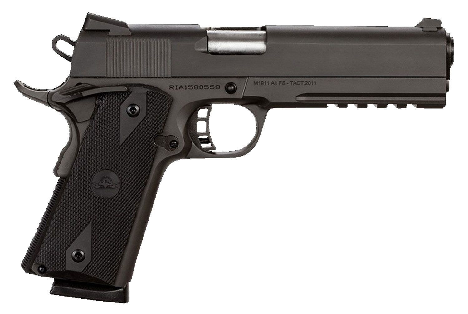 Rock Island 51484 TAC Standard FS Single 45 ACP 5