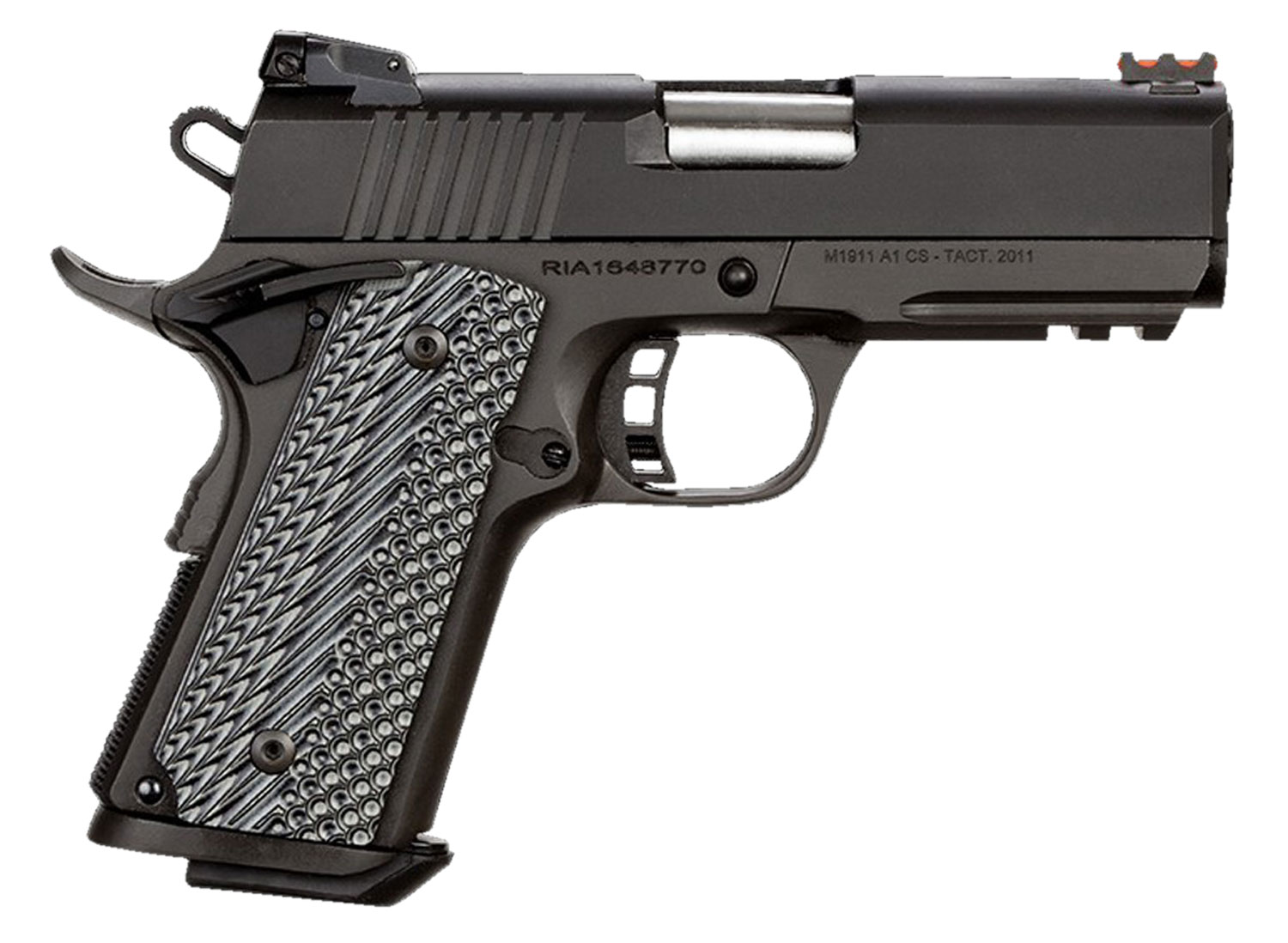 Rock Island 51470 TAC Ultra CS Single 45 ACP 3.5