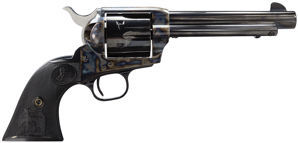 Colt Mfg P1840 Single Action Army Peacemaker Single 45 Colt (LC) 4.75