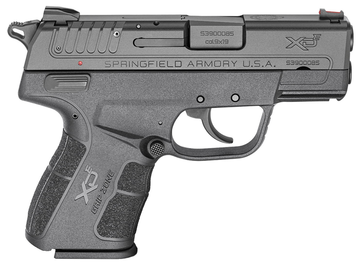 Springfield Armory XDE9339BE XD-E Single/Double 9mm Luger 3
