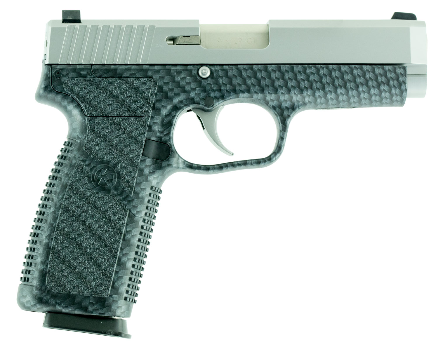Kahr Arms CT9093BCF CT9 Double 9mm 3.6