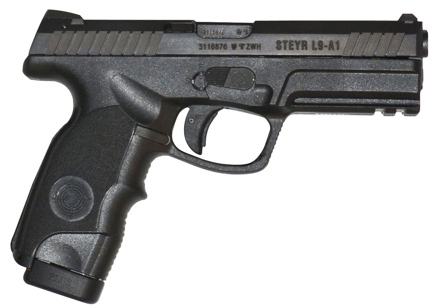 Steyr 39.621.2K L9-A1 Double 9mm 4.5