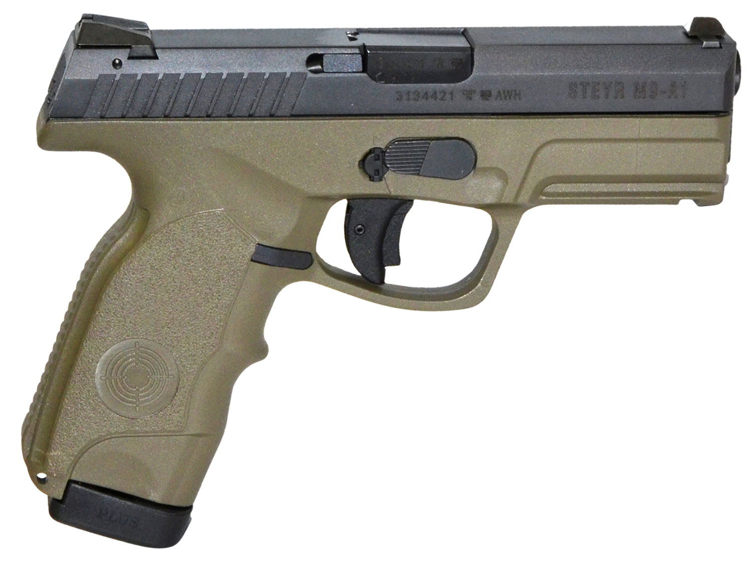 Steyr 39.725.2K M9-A1 Double 9mm 4