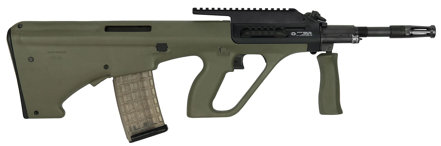 Steyr AUGM1GRNH AUG A3 M1 Semi-Automatic 223 Remington/5.56 NATO 16