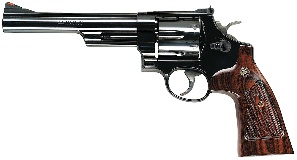 Smith & Wesson 150145 29 Classic Single/Double 44 Remington Magnum 6.5