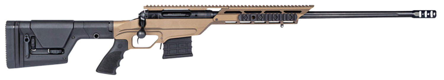 Savage 22861 10/110BA Stealth Evolution Bolt 6.5 Creedmoor 24