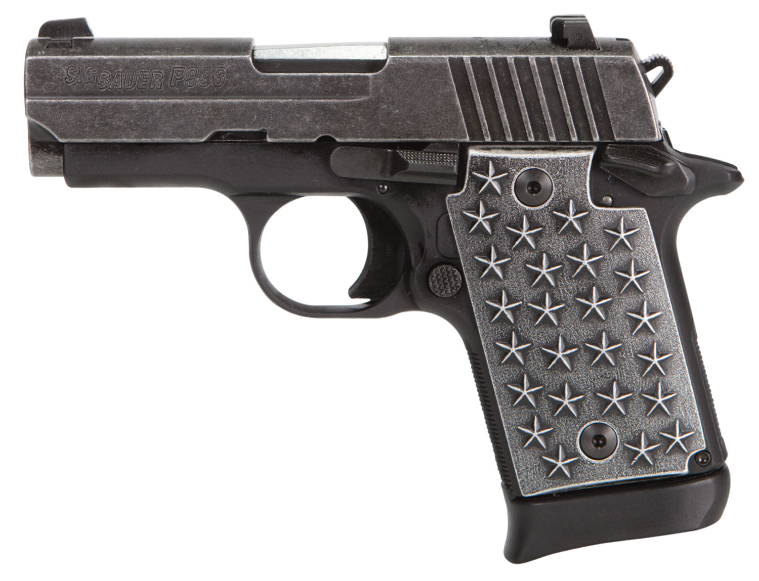 Sig Sauer 9389WTP P938 We The People Single 9mm Luger 3
