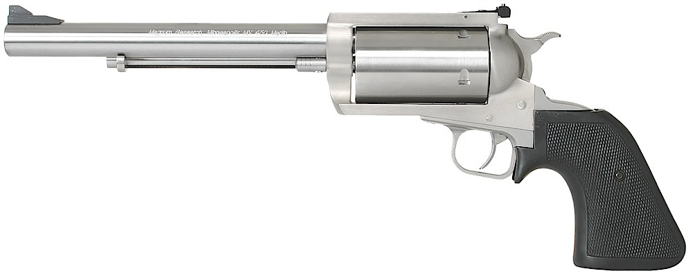 Magnum Research BFR500SW BFR Long Cylinder SS Single 500 Smith & Wesson 7.5