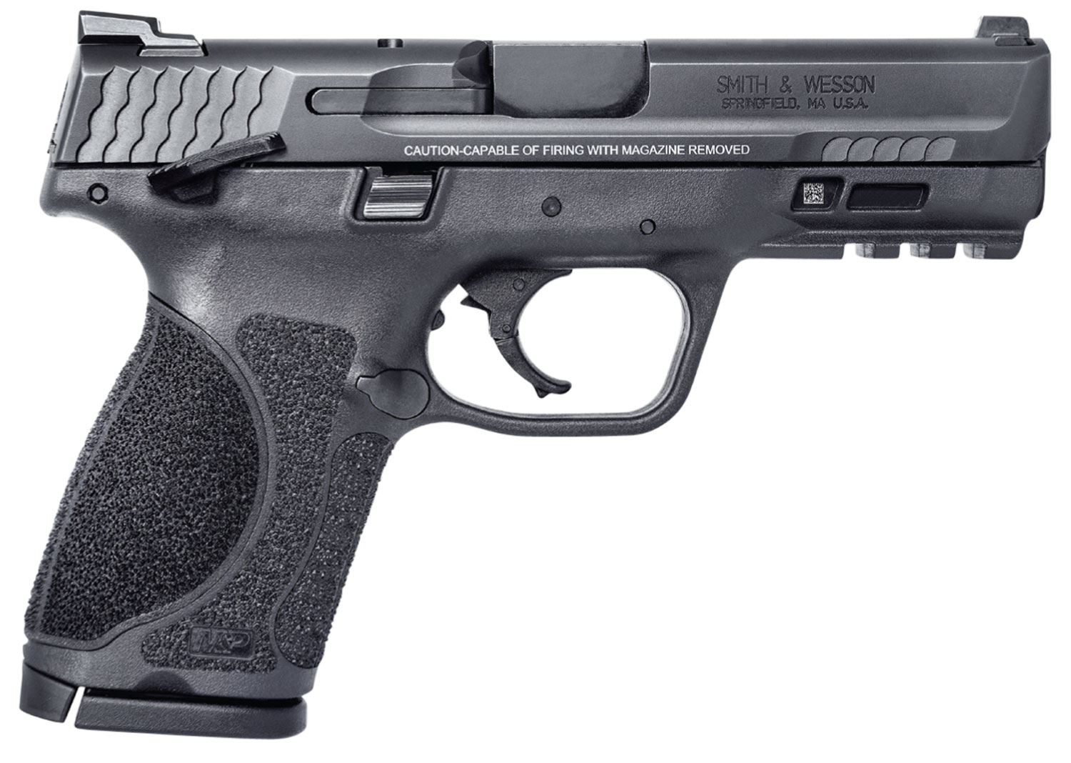 Smith & Wesson 11686 M&P 9 M2.0 Double 9mm Luger 4