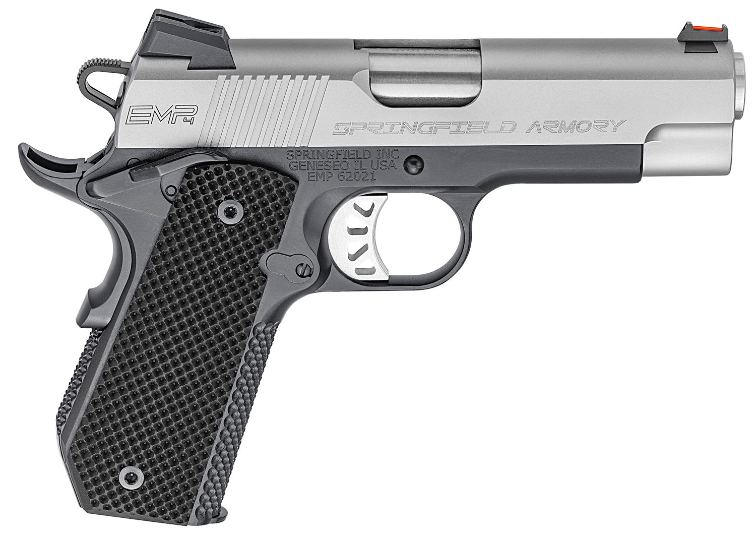 Springfield Armory PI9224L 1911 EMP Conceal Carry Single 40 Smith & Wesson (S&W) 4