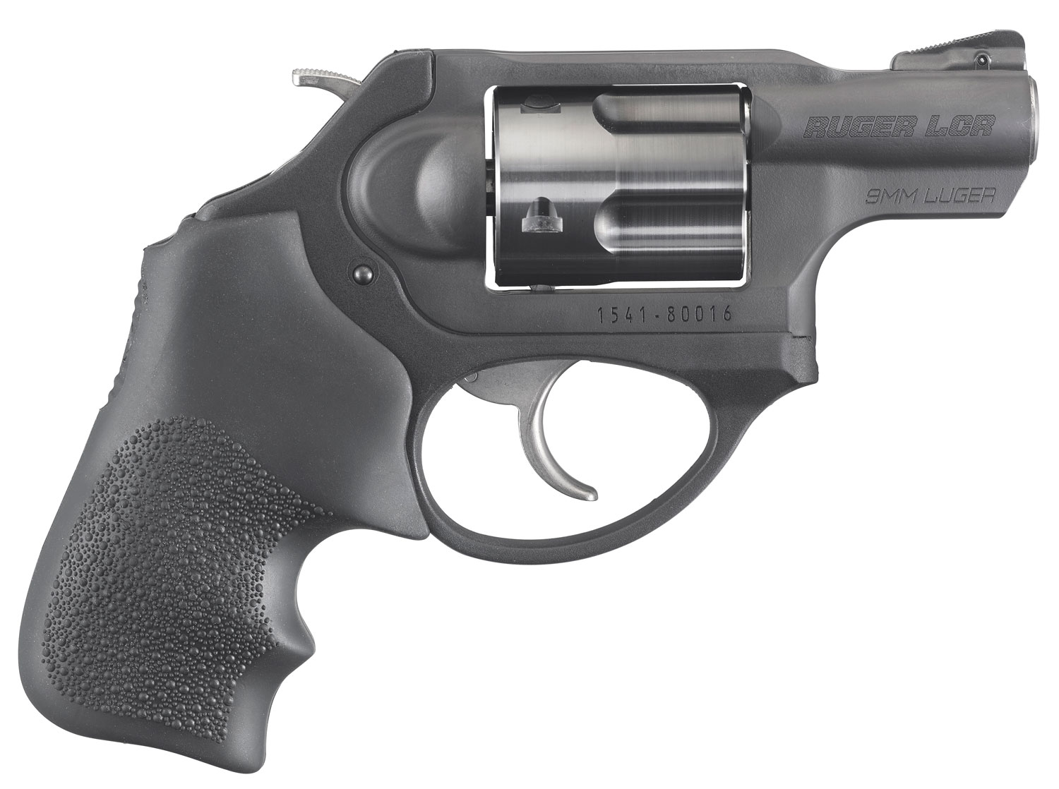 Ruger 5464 LCR LCRx Single/Double 9mm Luger 1.87