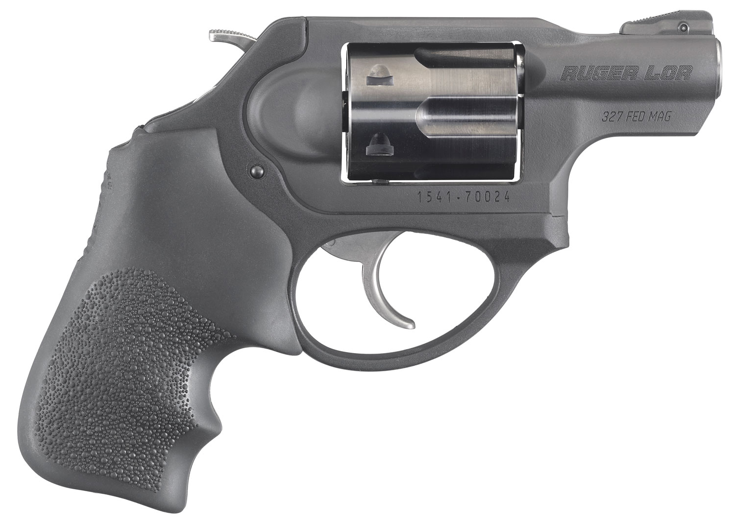 Ruger 5462 LCR LCRx Single/Double 327 Federal Magnum 1.87