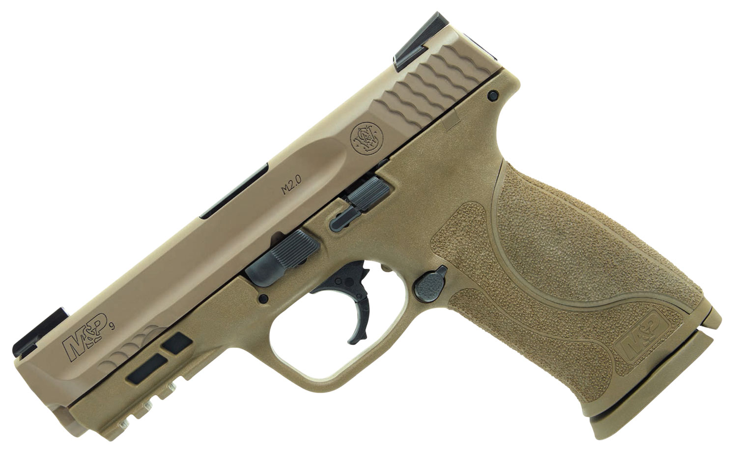 Smith & Wesson 11767 M&P 9 M2.0 Double 9mm Luger 4.25