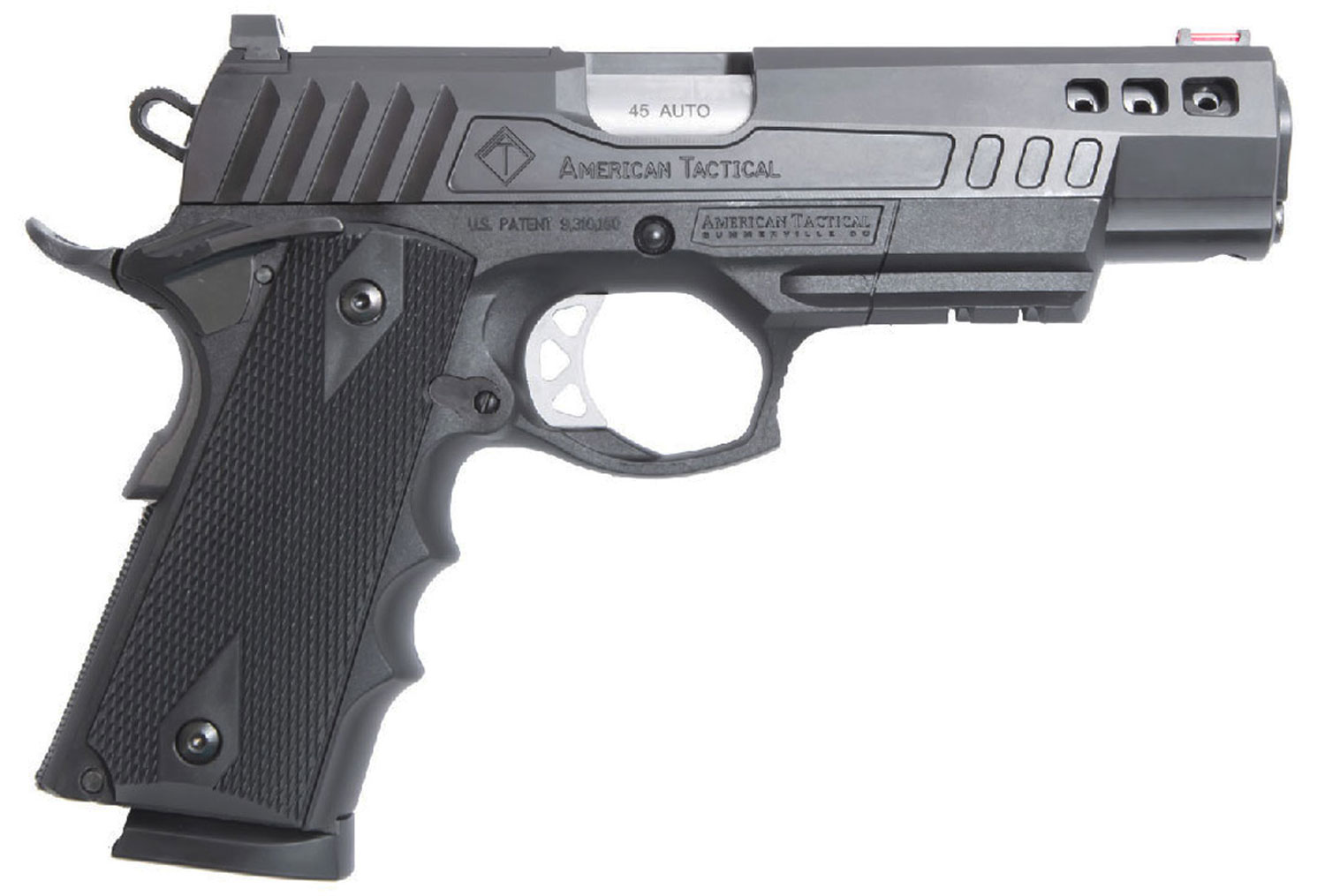 ATI ATIGFXH9 FXH-9 Hybrid Single 9mm Luger 5