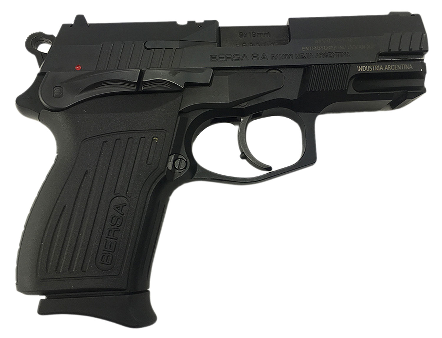 Bersa TPR9CM Thunder Pro Compact Single/Double 9mm Luger 3.25