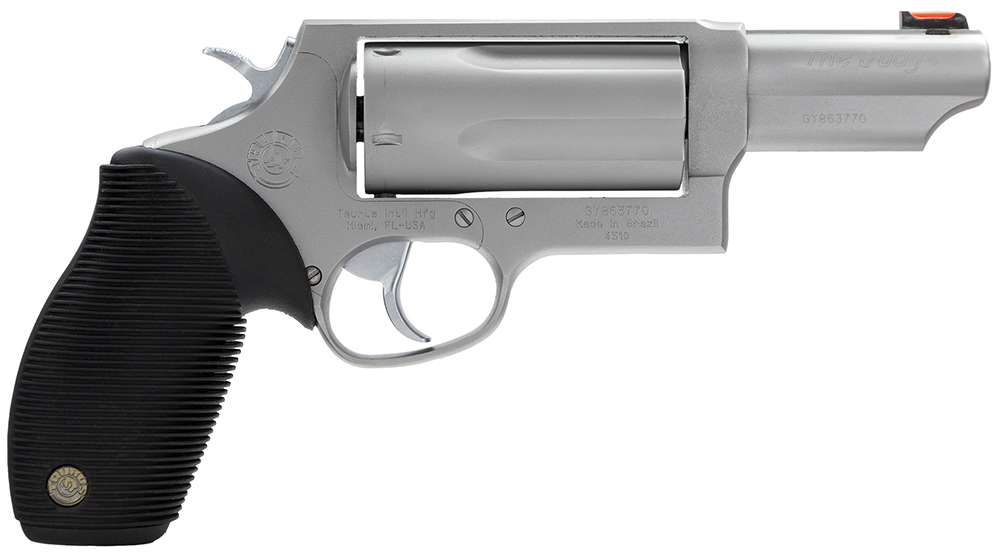 Taurus 2441039MAG 45/410 Judge Tracker Magnum Single/Double 45 Colt (LC)/410 3