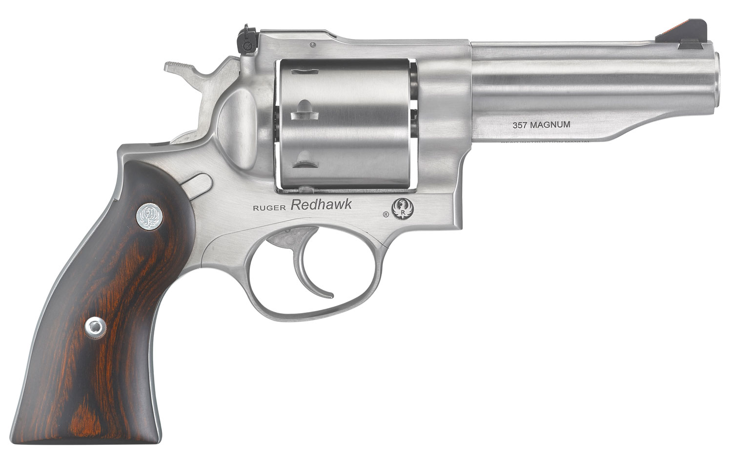 Ruger 5059 Redhawk Stainless Single/Double 357 Magnum 4.2