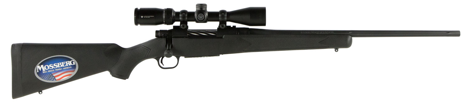 Mossberg 28001 Patriot Synthetic with Vortex Scope Bolt 6.5 Creedmoor 22
