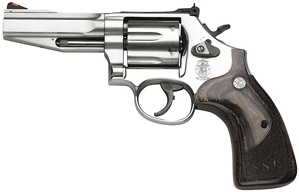 Smith & Wesson 178012 686 Pro SSR Single/Double 357 Magnum 4
