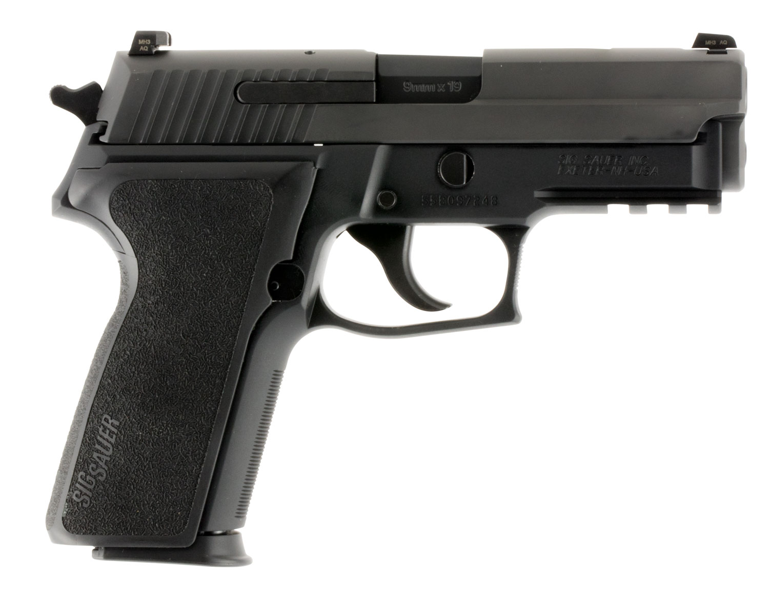 Sig Sauer 229R9BSS P229 Compact Single/Double 9mm Luger 3.9