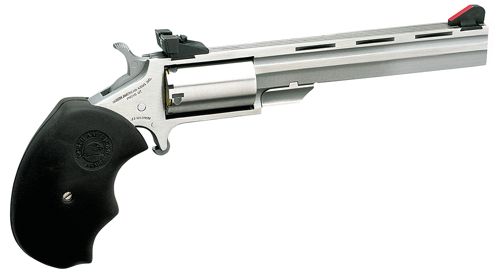 NAA MMTL Magnum Mini Master Single 22 Long Rifle 4