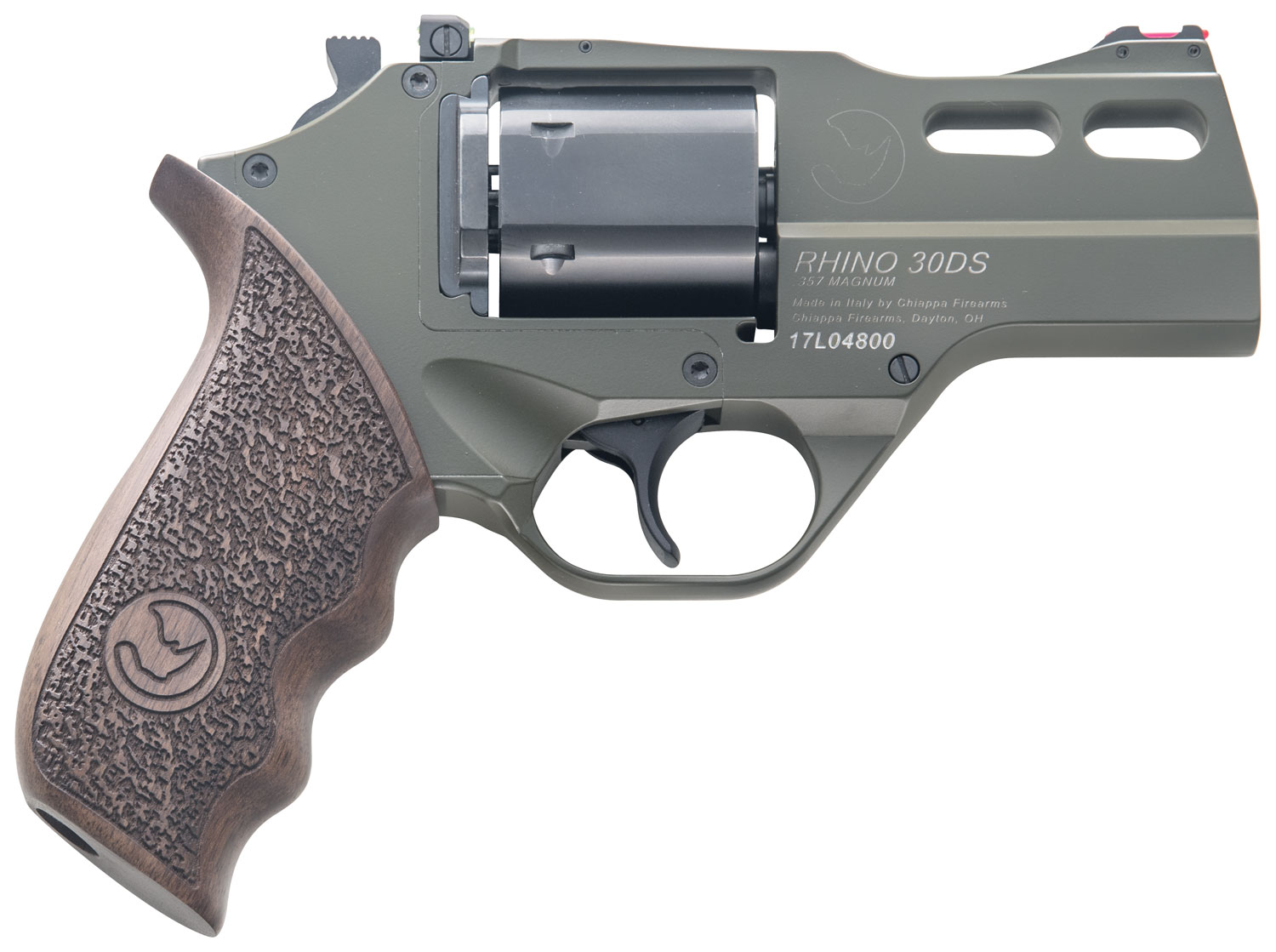 Chiappa Firearms 340285 Rhino 30DS Single/Double 357 Magnum 3