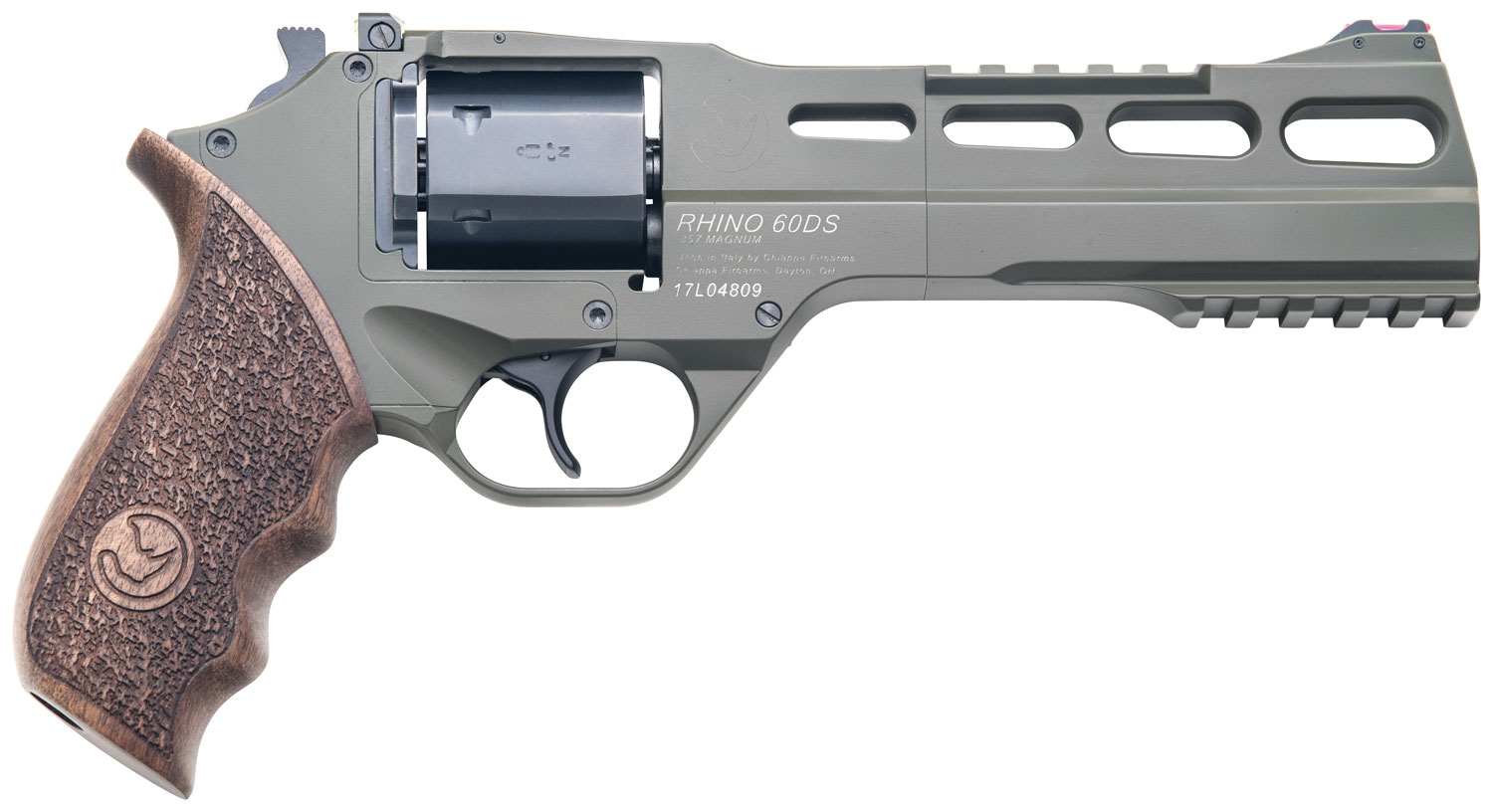 Chiappa Firearms 340282 Rhino 60DS Single/Double 357 Magnum 6