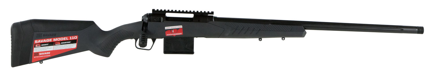 Savage 57007 10/110 Tactical Bolt 308 Winchester/7.62 NATO 24