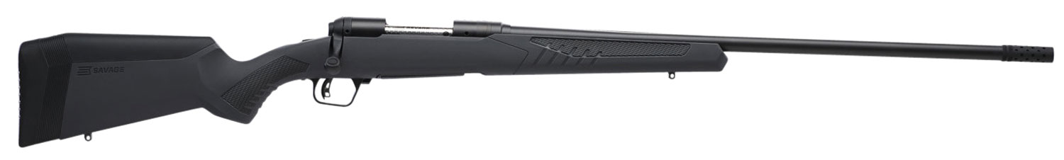 Savage 57035 10/110 Long Range Hunter Bolt 7mm Remington Magnum 26