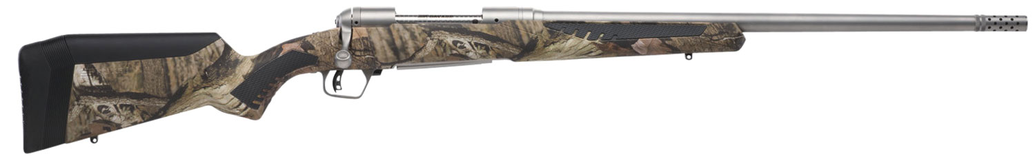 Savage 57046 10/110 Bear Hunter Bolt 338 Winchester Magnum 23