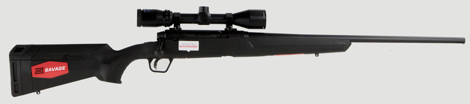 Savage 57090 Axis II XP with Scope Bolt 223 Remington 22