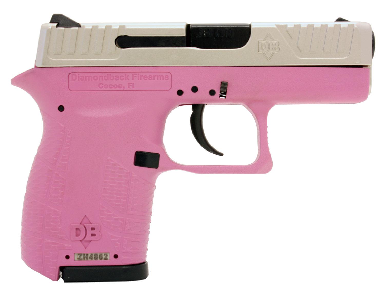 Diamondback DB9HPEX DB9 Micro-Compact Double 9mm Luger 3