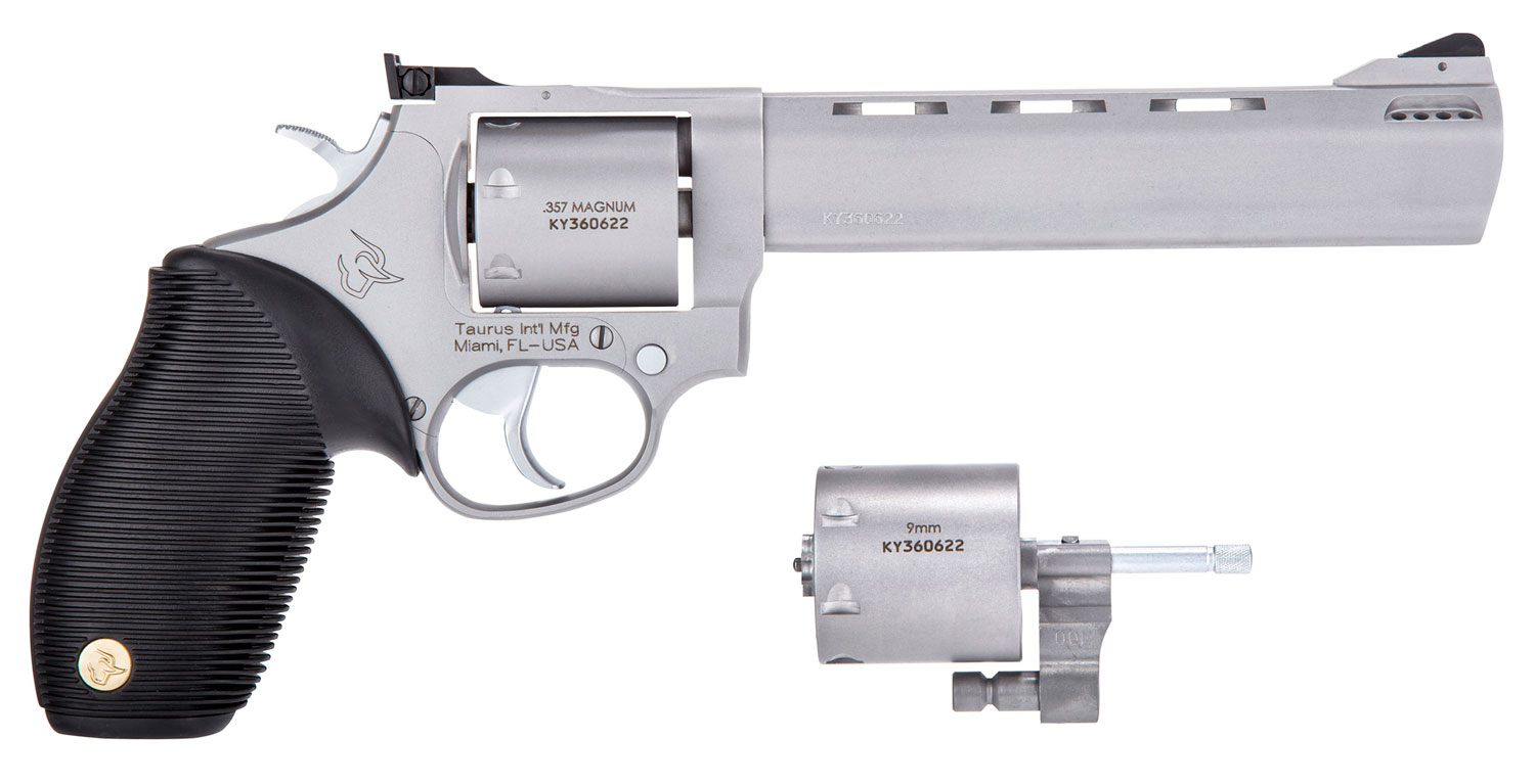 Taurus 2692069 695 Standard Single/Double 38 Special/357 Magnum/9mm 6.5