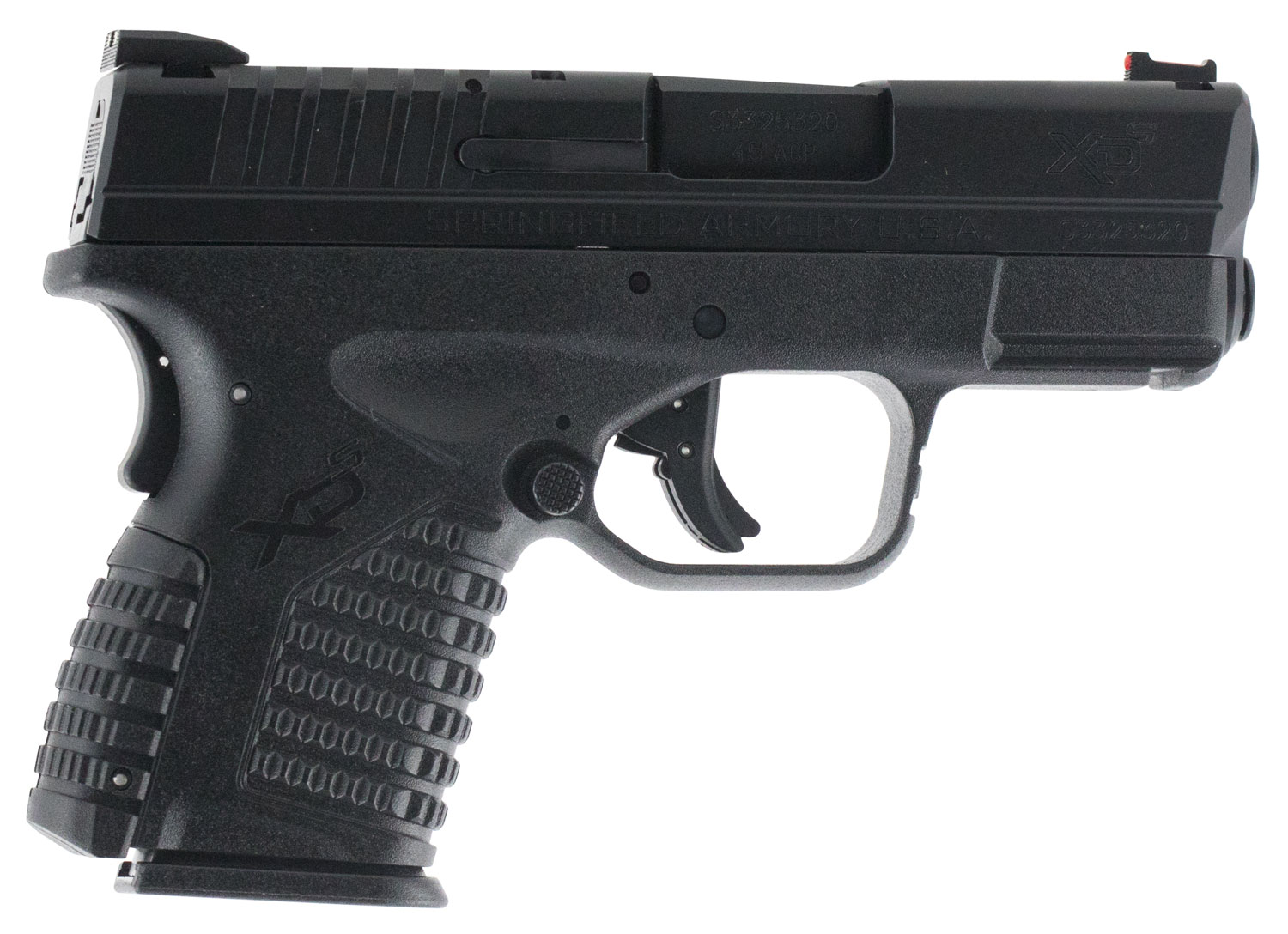Springfield Armory XDS93345BB XD-S Double 45 Automatic Colt Pistol (ACP) 3.3