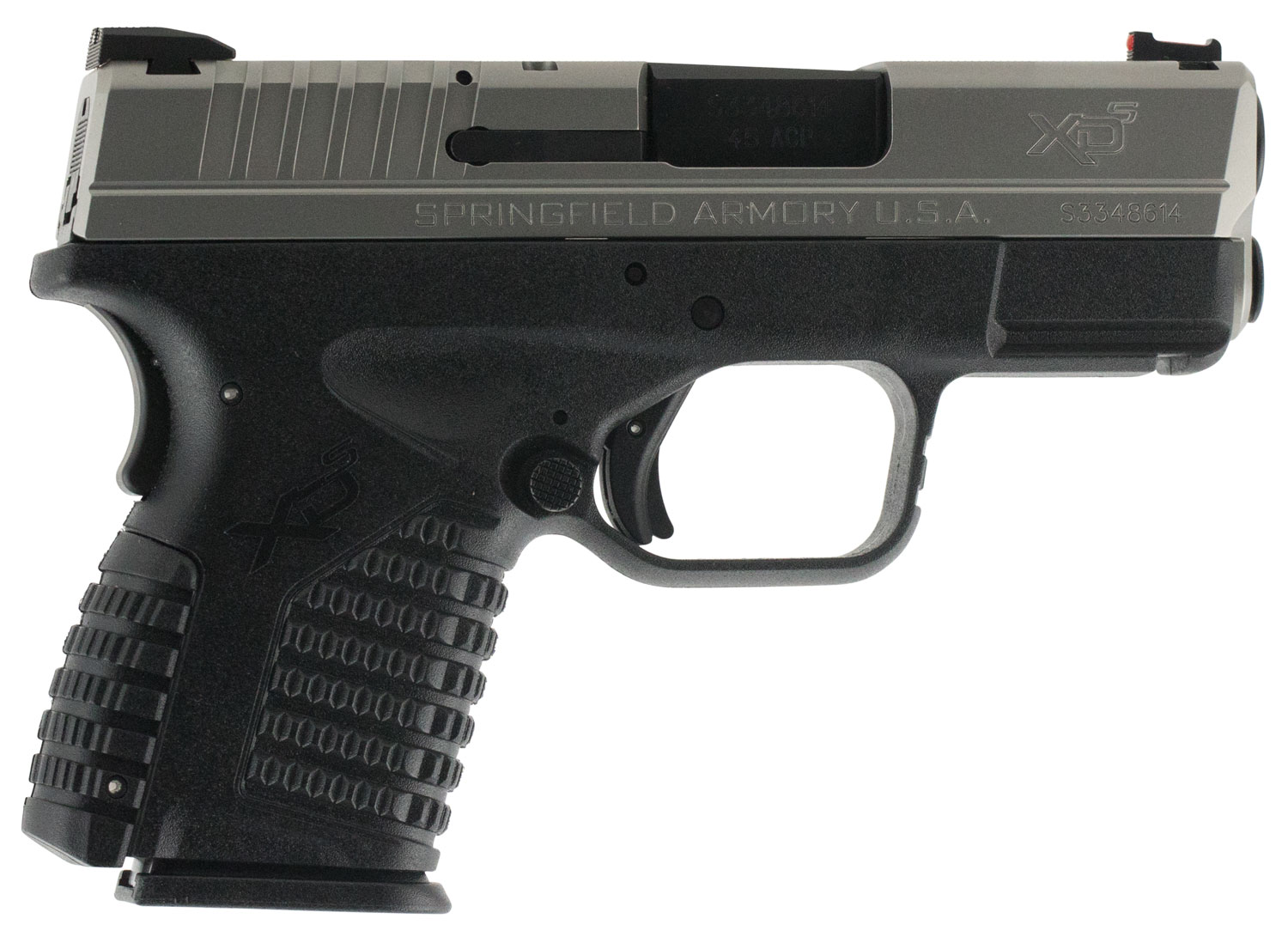 Springfield Armory XDS93345SB XD-S Double 45 Automatic Colt Pistol (ACP) 3.3
