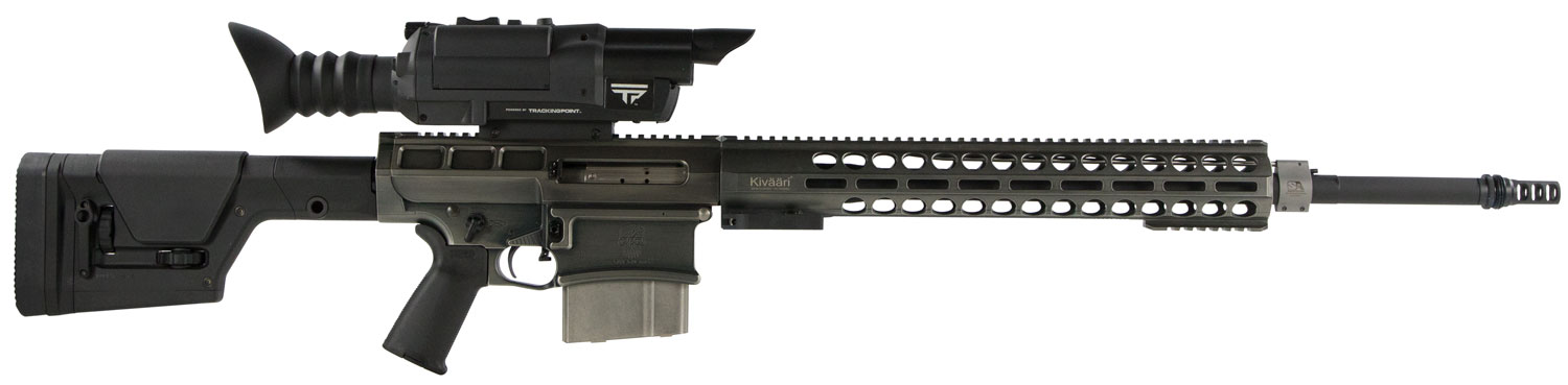 DRD Tactical K338BWTPHC Kivaari with Tracking Point Scope Semi-Automatic 338 Lapua Magnum 24
