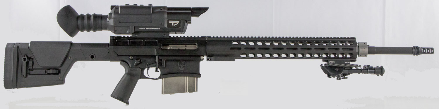 DRD Tactical K338BLKTPHC Kivarri with Tracking Point Scope Semi-Automatic 338 Lapua Magnum 24