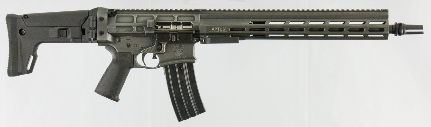 DRD Tactical Aptus Rifle Semi-Automatic 300 AAC Blackout/Whisper (7.62x35mm) 16