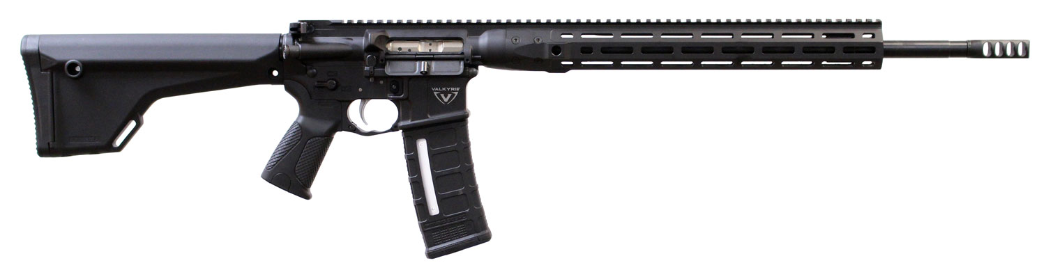 LWRC VALKDIRB20 LWRCI Direct Impingement Semi-Automatic 224 Valkyrie 20.1