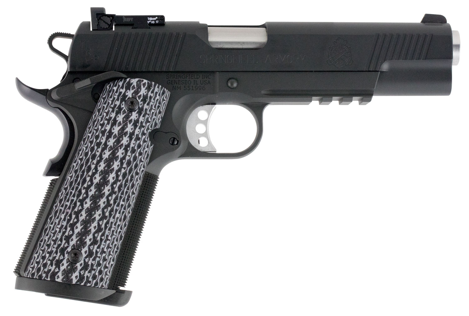 Springfield Armory PC9105L18 1911 TRP Single 45 Automatic Colt Pistol (ACP) 5