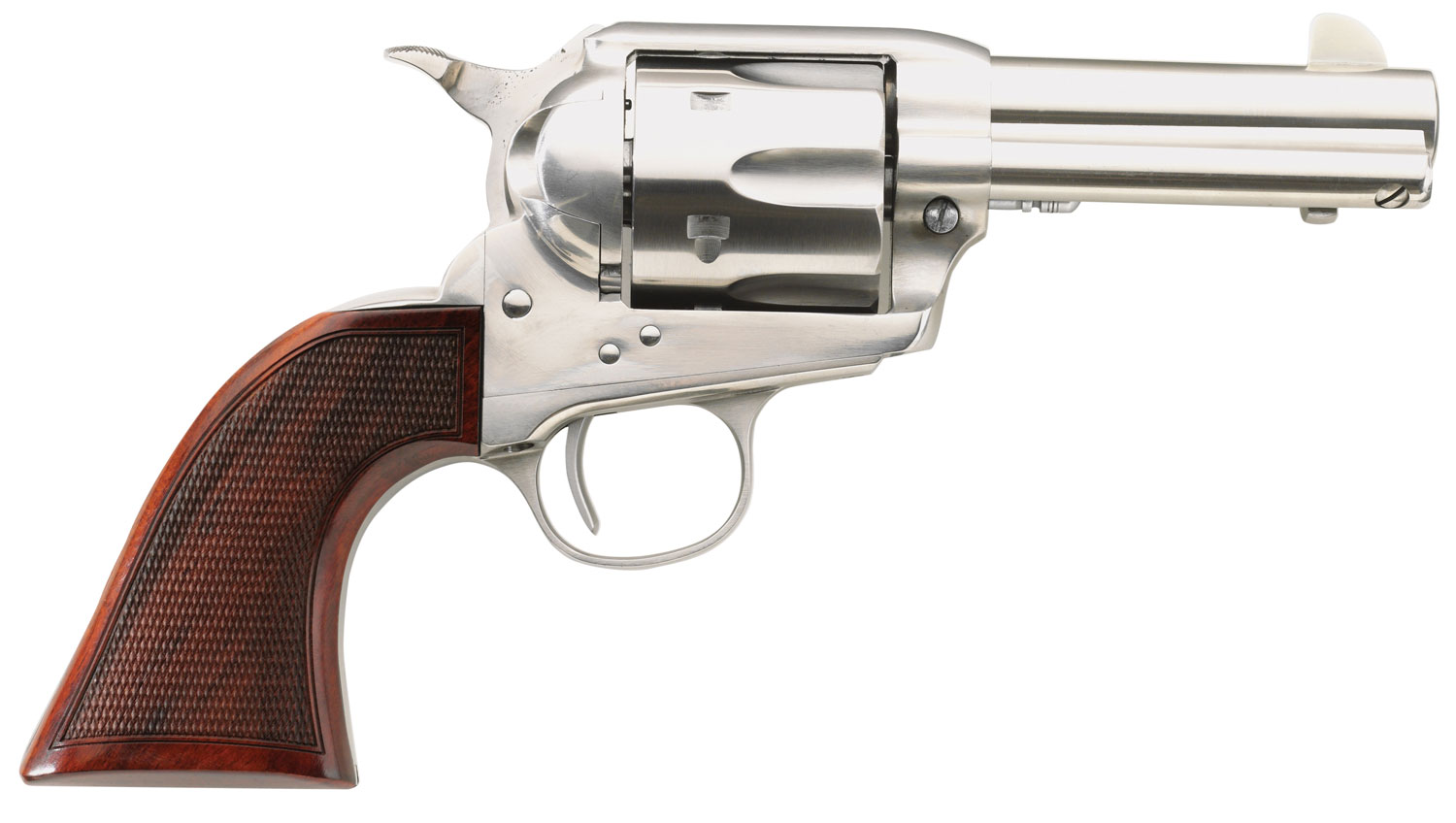 Taylors and Company 4200DE Runnin Iron Taylor Tuned Single 45 Colt (LC) 3.5