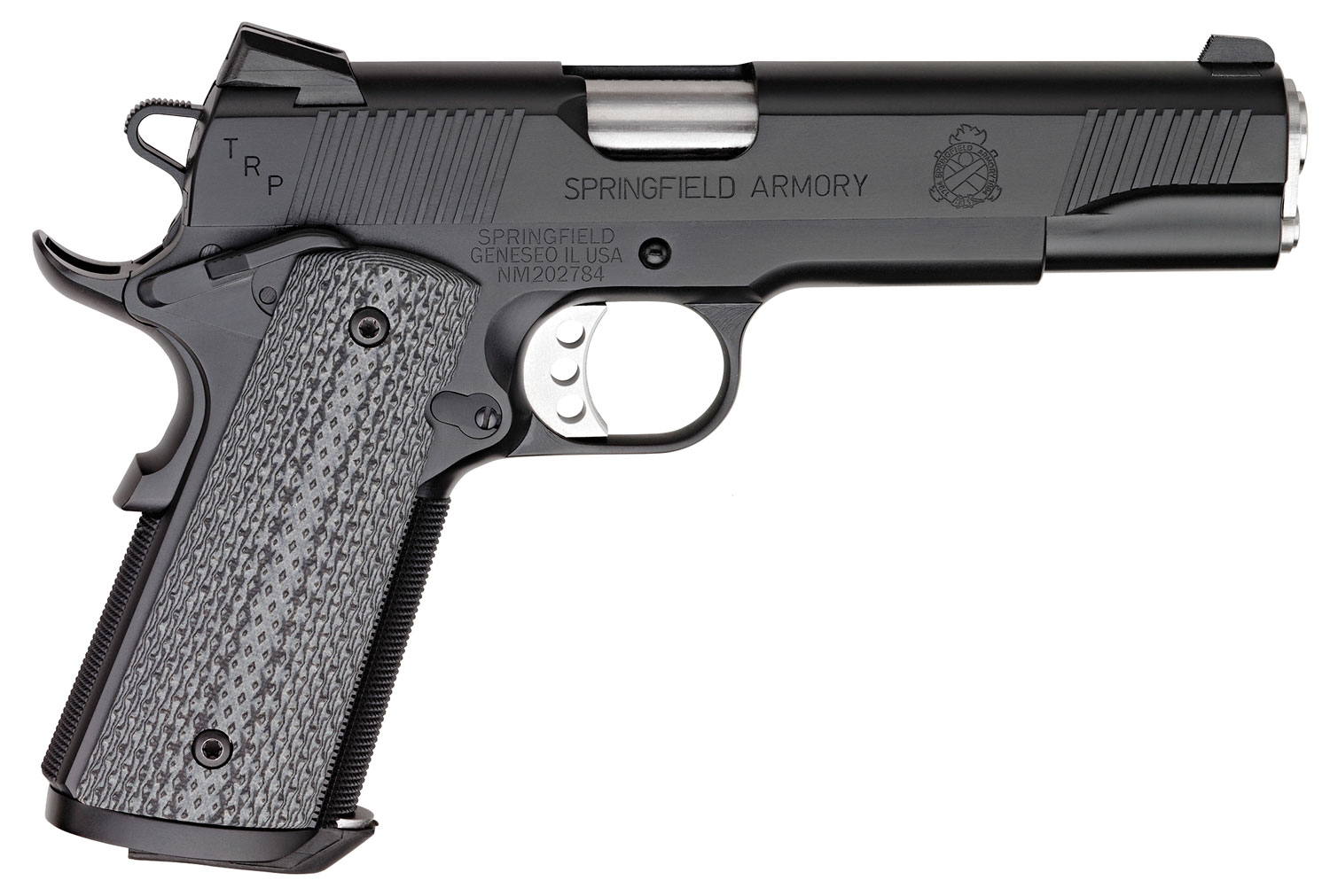 Springfield Armory PC9108L18 1911 TRP Single 45 Automatic Colt Pistol (ACP) 5